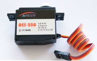 AERIZON AES20A (9207)Analogservo 20g  4er Pack