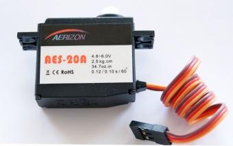 AERIZON AES20A (9207)Analogservo 20g  4er Pack