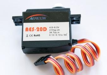 AERIZON AES20D (9257) Digitalservo 20g