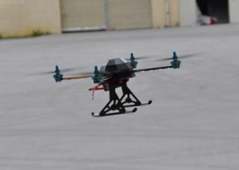 Quadrocopter T080 Quadcopter