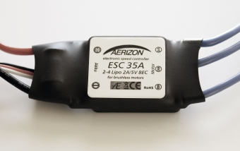 AERIZON ESC 35A Brushless Regler