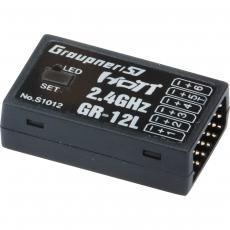 Empfänger GR-12L HoTT  S-1012