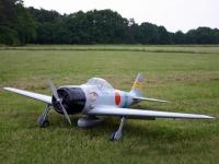 Mitsubishi A6M Zero ARF 1.700mm Yuki für Elektro oder Verbrenner