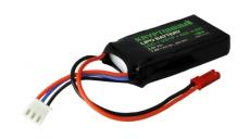 LiPo | 2s1p | 7,4V | 650mAh | 30C | KRYPTONIUM | kompatibel mit JST BEC