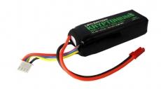 LiPo | 3s1p | 11,1V | 800mAh | 30C | KRYPTONIUM | kompatibel mit JST BEC