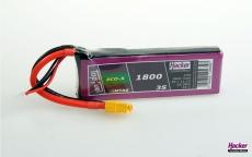 TopFuel LiPo 25C ECO-X 1800mAh 3S MTAG