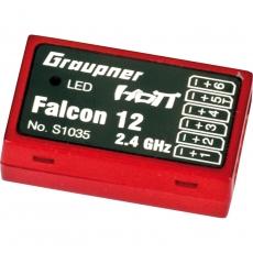 Empfänger Falcon 12 HoTT  S-1035