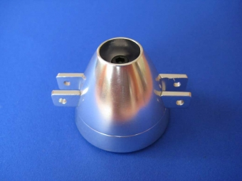 Aluspinner für Klappluftschrauben Ø 45mm  Welle Ø 4mm
