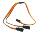 V-Kabel für Servos Gold 30cm Uni