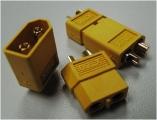 XT 60 Steckerpaar (VE 2 Stk)