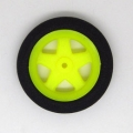 Superleichtrad 46mm Neon