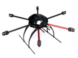 AERIZON Hexacopter Alu/Carbon klappbar