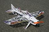 Venus X 3D HCF von Techone, outdoorgeeignet superleicht