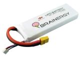 BRAINERGY LiPo 3s1p 11,1V 2.600mAh 30C XT60