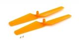 mQX Propeller (rechtsdrehend) orange (2)
