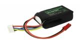 LiPo | 3s1p | 11,1V | 650mAh | 30C | KRYPTONIUM | kompatibel mit JST BEC