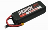 Radium 22.2V 6S 4000mAh Lipo XT 90 JST XH