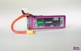 TopFuel LiPo 20C-ECO-X MTAG 2400mAh 3S XT60