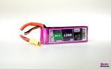TopFuel LiPo 25C-ECO-X MTAG 1300mAh 2S XT60