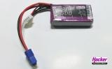 TopFuel LiPo 25C-ECO-X 500mAh 3S EC3