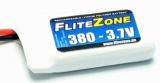 LiPo Akku FliteZone 380 - 3,7V (z.B. Spider Drone, Crystal Drone)