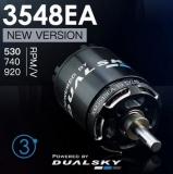 Dualsky XM3548EA-8 V3 740KV Außenläufer