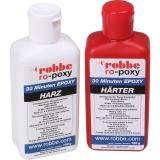 ROBBE RO-POXY 30 MINUTEN EPOXYDHARZKLEBER 200G JE 100G HARZ+HÄRTER