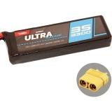 ROBBE RO-POWER ULTRA MAXAMP 3300MAH 11,1 VOLT 3S 35(70)C LIPO AKKU