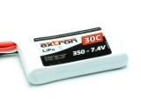 LiPo Akku Extron X2 350 - 7,4V (30C | 60C)  X6400