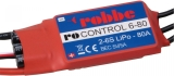 ROBBE RO-CONTROL 6-80 2-6S -80(100A) 5V/5A SWITCH BEC