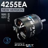 Dualsky XM4255EA-10 V3 520KV Außenläufer