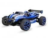 X-Knight Blau 1:18 RC-Auto mit Allradantrieb von FM-Electrics, 2.4GHz Fernsteuerung mit Akku und Ladegerät