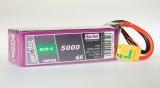 TopFuel LiPo 20C-ECO-X 5000mAh 6S XT90 MTAG