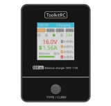 ToolkitRC M4AC Smart Charger AC 30W 2,5A LCD Farbdisplay