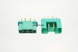 2er Pack MPX Steckerpaar